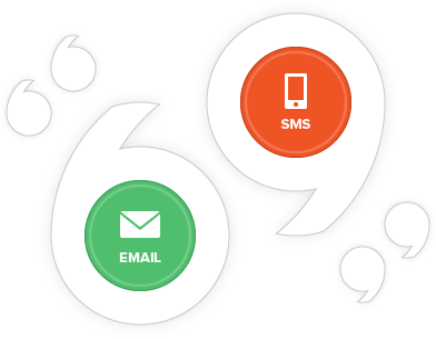 marketing CRM with email interface