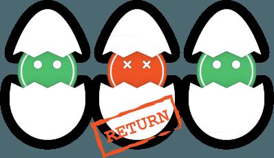 CRM for sales return transactions maintenance