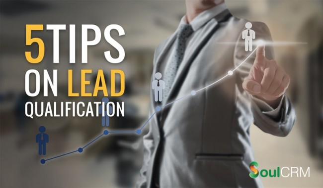 5 tips on Lead qualififcation