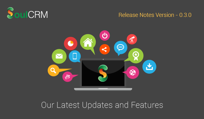 SoulCRM Updates